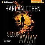 Seconds Away: A Mickey Bolitar Novel, Book 2   Harlan Coben