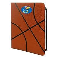 NCAA Kansas Jayhawks Classic Basketball Portfolio, 8.5x11-Inch