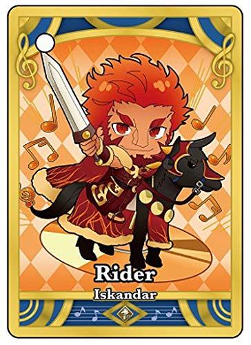 Fate/Grand Order きゃらみゅ カードキーホルダー ライダー/イスカンダルの商品画像