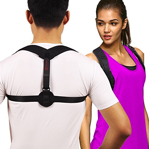 Posture Corrector for Men and Women – Back Brace for Straight...