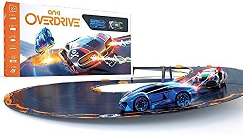 Anki 000 00046 Overdrive Starter Kit Black Amazon Co Uk Toys Games
