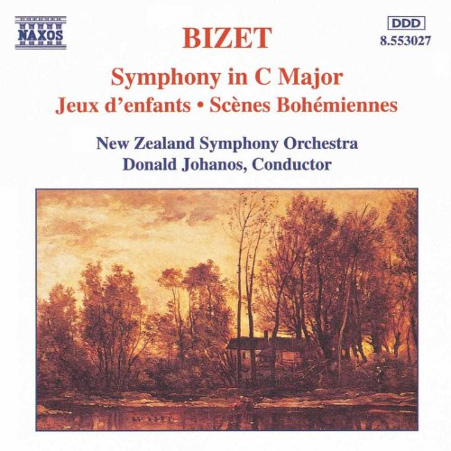 Bizet: Symphony In C Major / Jeux D'Enfants