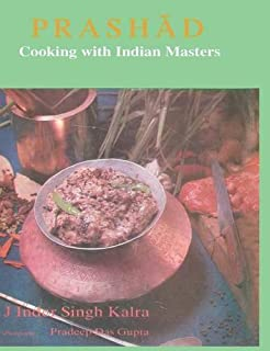 Buy classic cooking of the punjab book online at low prices in india prashad cooking with indian masters forumfinder Gallery