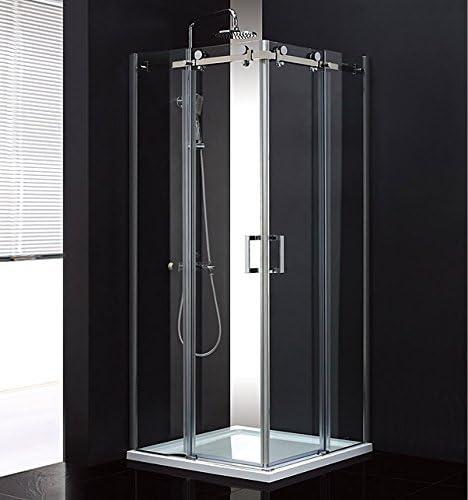 Lux ducha cabina de ducha de Aqua foldersys Color para puerta (8 ...