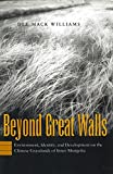 Beyond Great Walls 9780804742788
