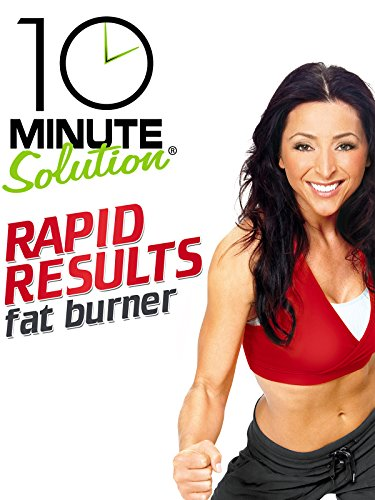 10 Minute Solution: Rapid Results Fat Burners