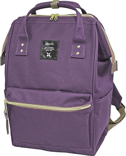Galleon - Anello  AT-B0197B Small Backpack With Side Pockets (purple) e61a4f3e61