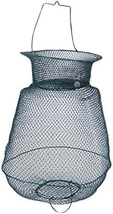 Bourriche metal Water Queen ovale 28 X 40 X 50 cm