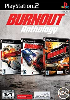Amazon com: Burnout 3 Takedown - PlayStation 2: Artist Not Provided