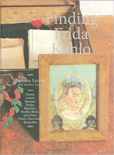Finding Frida Kahlo/ Encontrando a Frida Kahlo (English and
