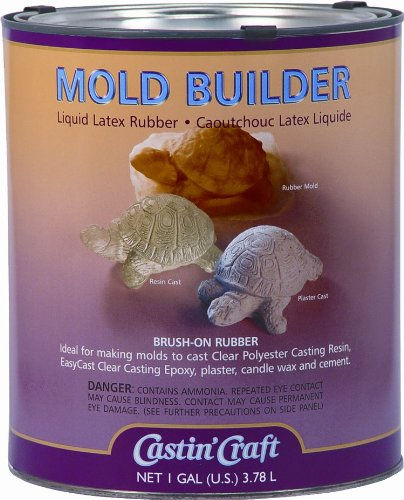 Environmental Technology 128-Ounce Casting' Craft Mold Bu...