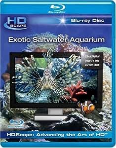 Exotic Saltwater Aquarium [Blu-ray]