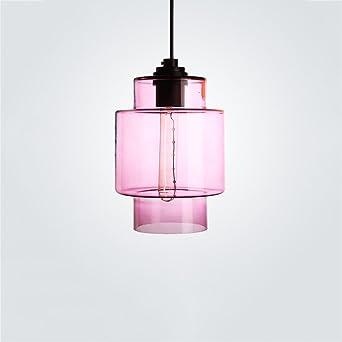 Hochwertig LZDHY Modernes Buntes Glas Kronleuchter Hängendes Helles  Decken Befestigungs Lampen Höhe