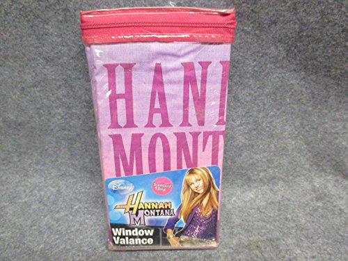 Hanna Montana Window Valance 15