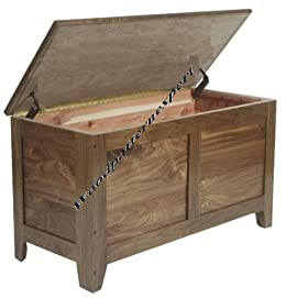 Build Your Own Cedar Storage Chest DIY PLANS HOPE BLANKET TOY BOX STORAGE  PATTERNS; So