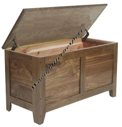 Build Your Own Cedar Storage Chest DIY PLANS HOPE BLANKET TOY BOX STORAGE PATTERNS; So Easy, Beginners Look Like Experts; PDF Download Version so you can get it NOW! - Crafts Blanket Chest