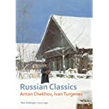 Russian Classics: The Helpmate and Other Storiesby Anton Chekhov