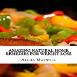 Amazing Natural Home Remedies for Weight Loss: The Best Way to Lose Fat | Alicia Maxwell