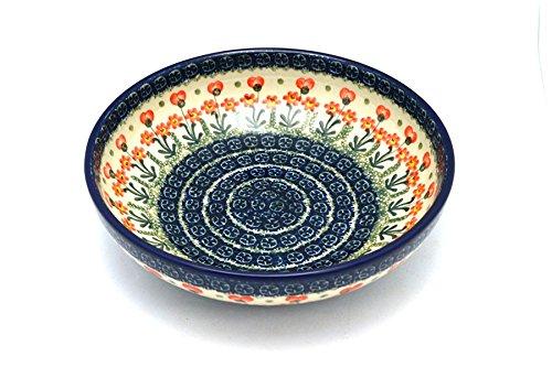 Polish Pottery Bowl - Contemporary - Medium (9