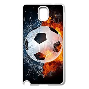 Customized Samsung Galaxy Note 3 N9000 Case, Football£¬Soccer Ball quote Cheap Phone Case