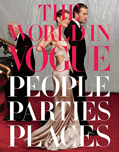 Pdf Photography The World in Vogue: People, Parties, Places