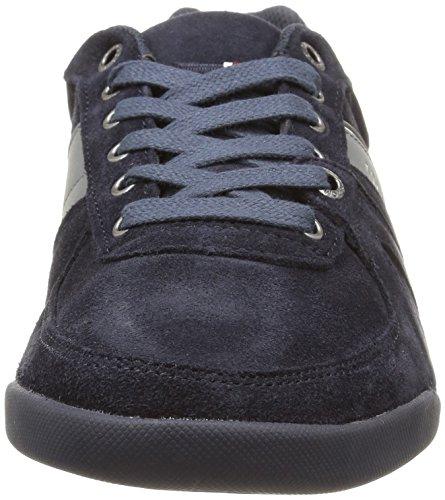 Tommy Hilfiger Riley 2b, Herren Sneakers Blau (260 Twilight)