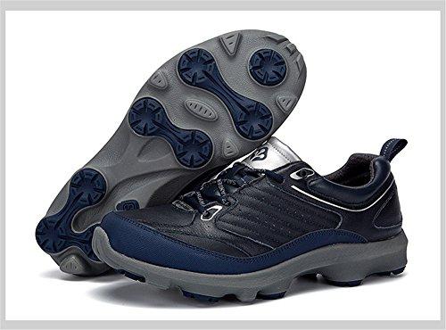 Senxi Light Exercise Recreational Hiking Zapatos 6 Colores Opcional Azul