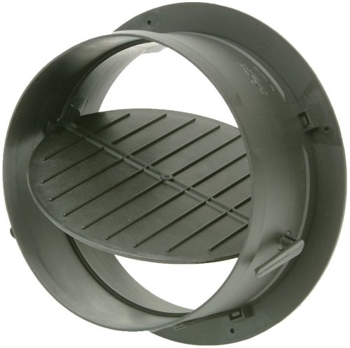 Round Duct Collar - Speedi-Collar SC-08D 8-Inch Diameter Take Off Start Collar with Damper for Hvac Duct Work Connections