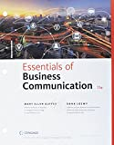 img - for Bundle: Essentials of Business Communication, Loose-leaf Version, 11th + MindTap Business Communication, 1 term (6 months) Printed Access Card book / textbook / text book