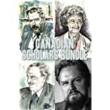 Canadian Scholars Bundle: Lucille Teasdale / Robertson Davies / George Grant / Marshall McLuhan (Quest Biography)