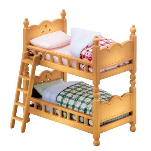 Epoch Calico Critters Sylvanian Families furniture SemiDouble bed set Ka-512 F//S