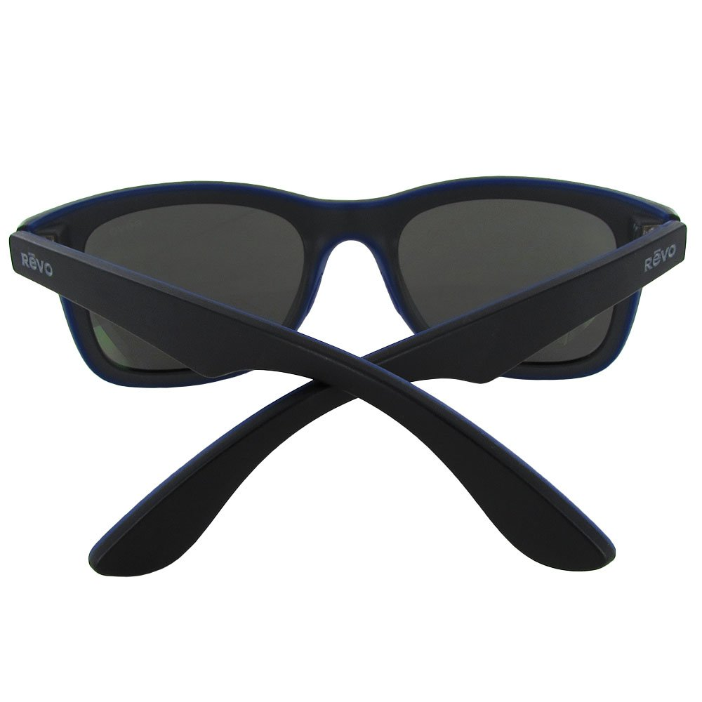 60fd00fe6b Amazon.com  Revo Huddie Polarized Square Sunglasses
