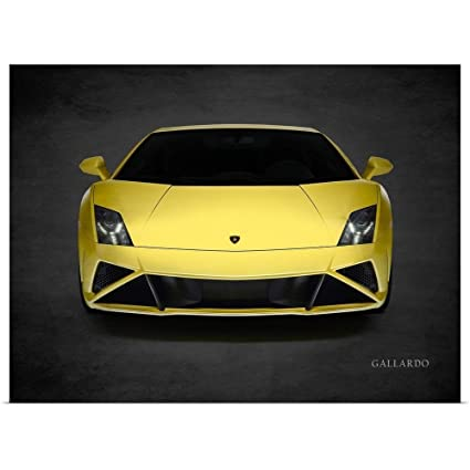 Amazon Com Greatbigcanvas Poster Print Entitled Lamborghini