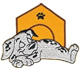101 dalmatians dipstick - Sleeping Dipstick 101 Dalmatians Cartoon Character Embroidery Patch