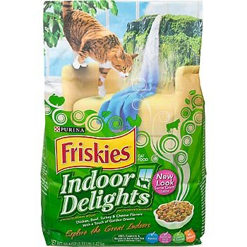 Friskies Indoor Delights Chicken Cat Food, My Pet Supplies