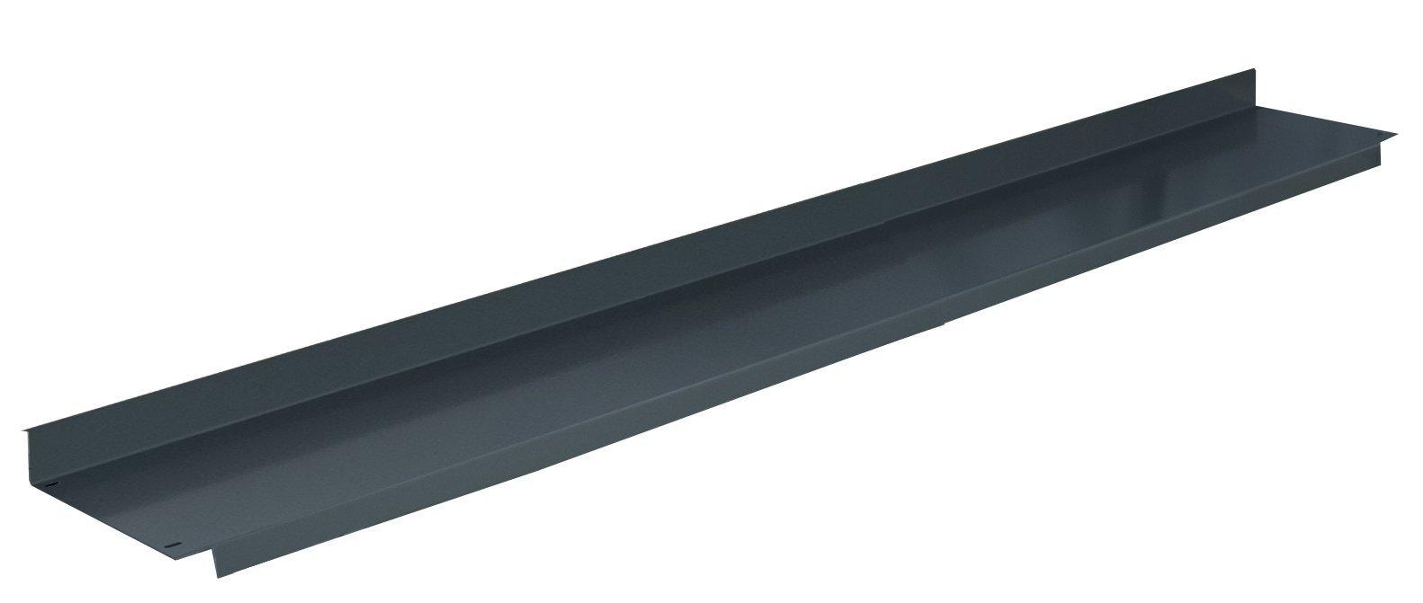 Durham 14 Gauge Steel Optional Shelf for 60'' Workbench, WB-SHELF-60-95