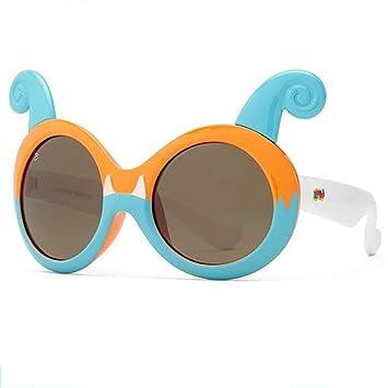 Felices juntos Gafas de Sol Anti-UV Anti-UV para niños de 3 ...