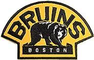 National Emblem NHL Boston Bruins Bear Logo Patch