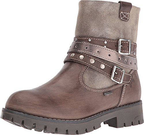 Primigi Kids Boots (Primigi Kids Girl's Zaira (Little Kid) Taupe Boot)
