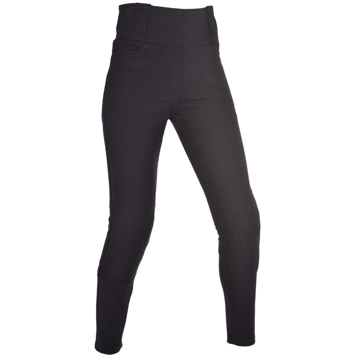 Oxford Super Womens Riding Protective Leggings Black, US Size 8