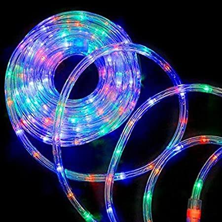 outlet store 08334 40227 15m Multi Action LED Rope Light (Multi Coloured): Amazon.co ...