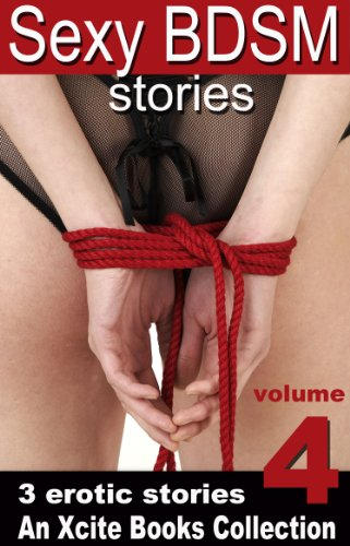 Sexy Paranormal Stories – Volume Four - an Xcite Books Collection