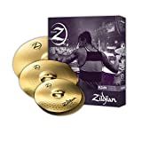 Zildjian Planet Z PLZ4PK 14', 16' and 20' Cymbal Set, 3 Pack