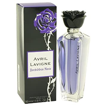 Amazoncom Forbidden Rose By Avril Lavigne Womens Eau De Parfum