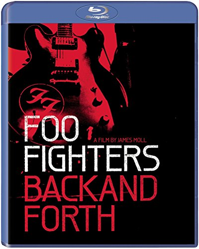 Blu-ray : Foo Fighters - Foo Fighters: Back and Forth (Blu-ray)