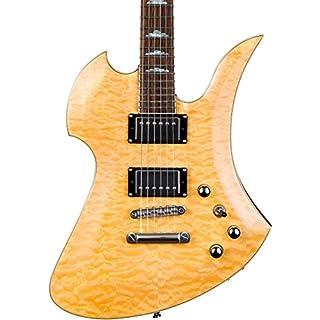 B.C. RICH Mk5-MB-NAT Mk5 Mockingbird Electric Guitar, Natural