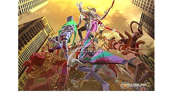 CGC enorme cartel - Digital Devil Saga II PS2 - SMT013 ...