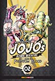 capa de Jojo'S Bizarre Adventure. Phantom Blood - Parte 1. Volume 2