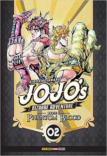 Ler ou não ler: JoJo's Bizarre Adventure 8