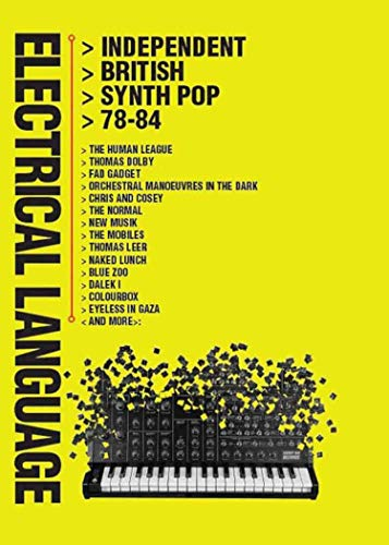 - Electrical Language: Independent British Synth Pop 78-84 / Various